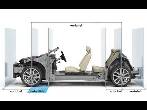 VW MQB system