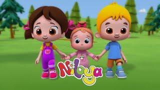 Niloya - 30 dakika 6 bölüm çizgi film