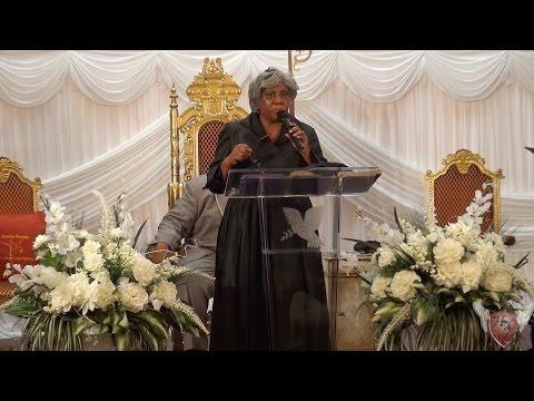 Bishop Mary Alexander