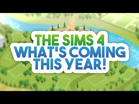 WHAT THE SIMS TEAM IS PLANNING THIS YEAR! // The Sims 4: News & Info thumbnail