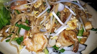 How to make the best recipe pad thai 9/18/18