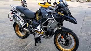 "Walkaround! 2021 BMW R1250GS Adventure ""40 Years GS"" Edition"