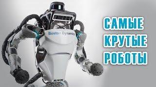 The coolest robots 2019
