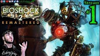 BioShock 2 HD 🐛💉Pro👹🌊 PC💻Max✨ #1st Stream🎋