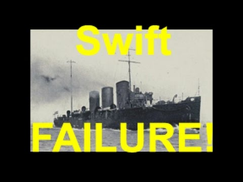 Warship Disasters! Episode 1: The Swift