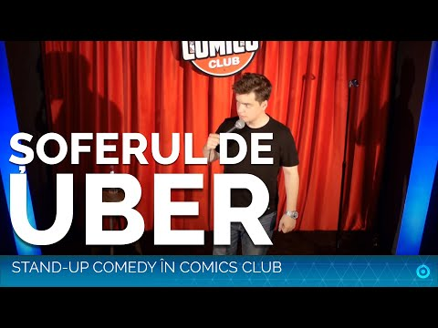 Toma Stand-up Comics Club - Șoferul de UBER