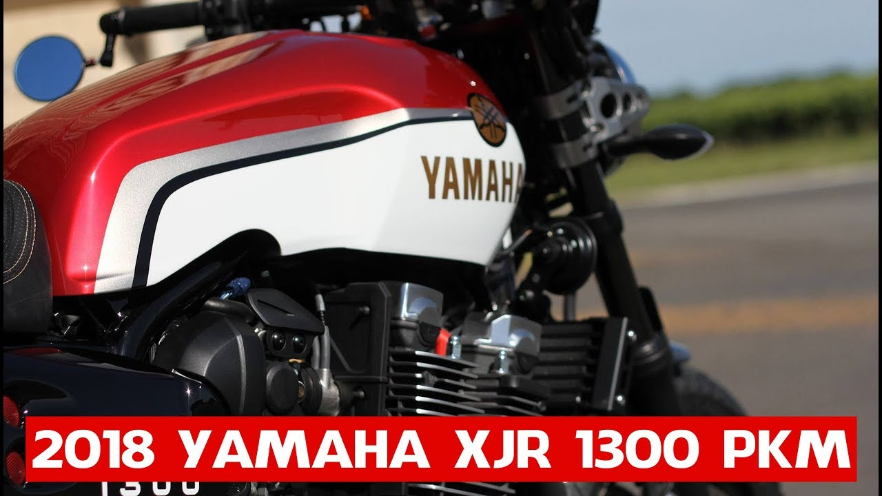 Details Yamaha XJR1300 PKM