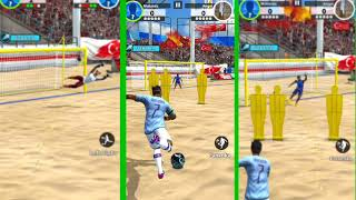 FOOTBALL STRIKE WINING TURKEY GAMEPLAY JACOB MJM