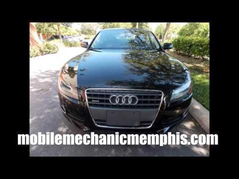 Mobile Audi Mechanic Memphis Auto Car Repair Service & Foreign Pre Purchase Vehicle Inspection