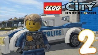 LEGO City Undercover - Police chase Gameplay Walkthrough  part 2 (PC)