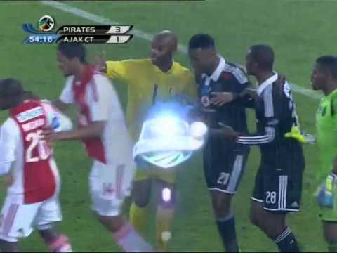 Telkom Knockout Quarter Final Highlights : Orlando Pirates vs Ajax Cape Town