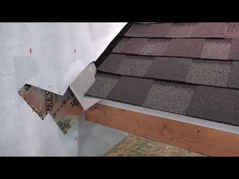 J'd Out Kickout Installation Guide - Starting From Shingled Roofing To Vinyl Siding