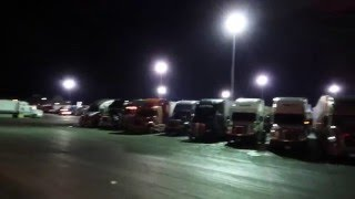 Worlds Largest Truck Stop Tour For Dumptruck Bob...and Everyone Else!