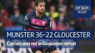 Munster vs Gloucester (36-22) Heineken Champions Cup Highlights
