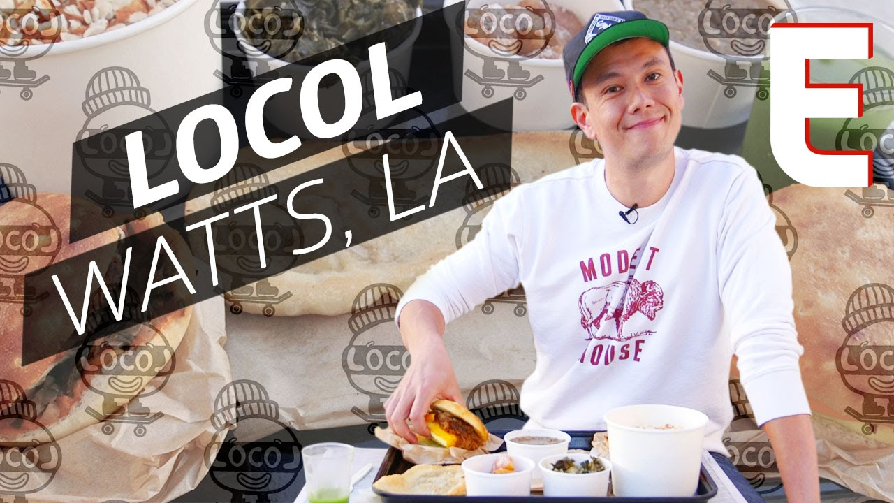 Cheap Healthy Fast Food At Roy Choi And Daniel Pattersons Locol