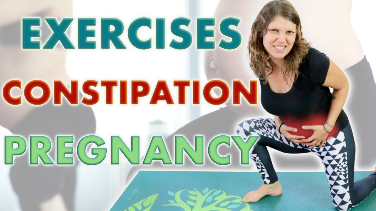 Yoga Moves For Constipation