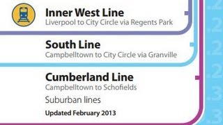 NSWPol 'Updated' CityRail Timetable provides Dated Information about New 2013 No Smoking Laws