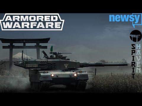 Duchowa Przystań / Spirit Haven  | News | Armored Warfare Gameplay Po Polsku