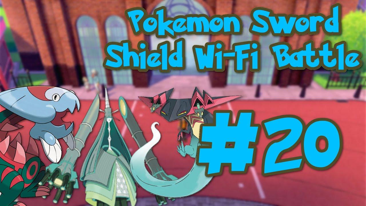 POKEMONY PRZECIWNIKA OBRÓCIŁY SIĘ PRZECIW NIEMU! - Pokemon Sword & Shield Wi-Fi Battle [PL] #20