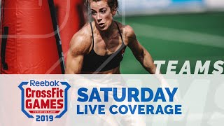 Team & Individual Event 6, Sprint Relay - CrossFit Games
