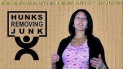 $68 Affordable Junk Removal Services in Minneapolis, MN 952.512.1000