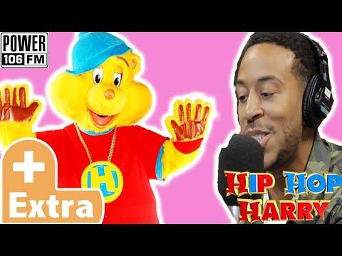 "Nursery Rhyme Rap Battle | Ludacris vs Hip Hop Harry | ""Llama Llama Red Pajama"" & ""ABC's"""