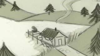Water spirit animated storyboard