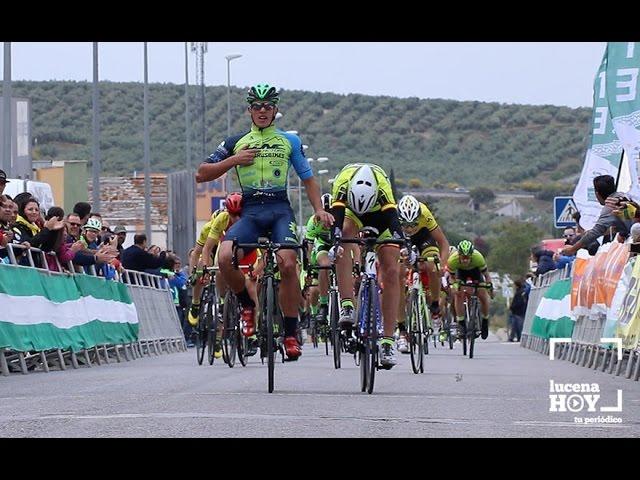 VÍDEO: Reportaje sobre el III Trofeo José Mª Sánchez Raya de ciclismo base disputado en Lucena