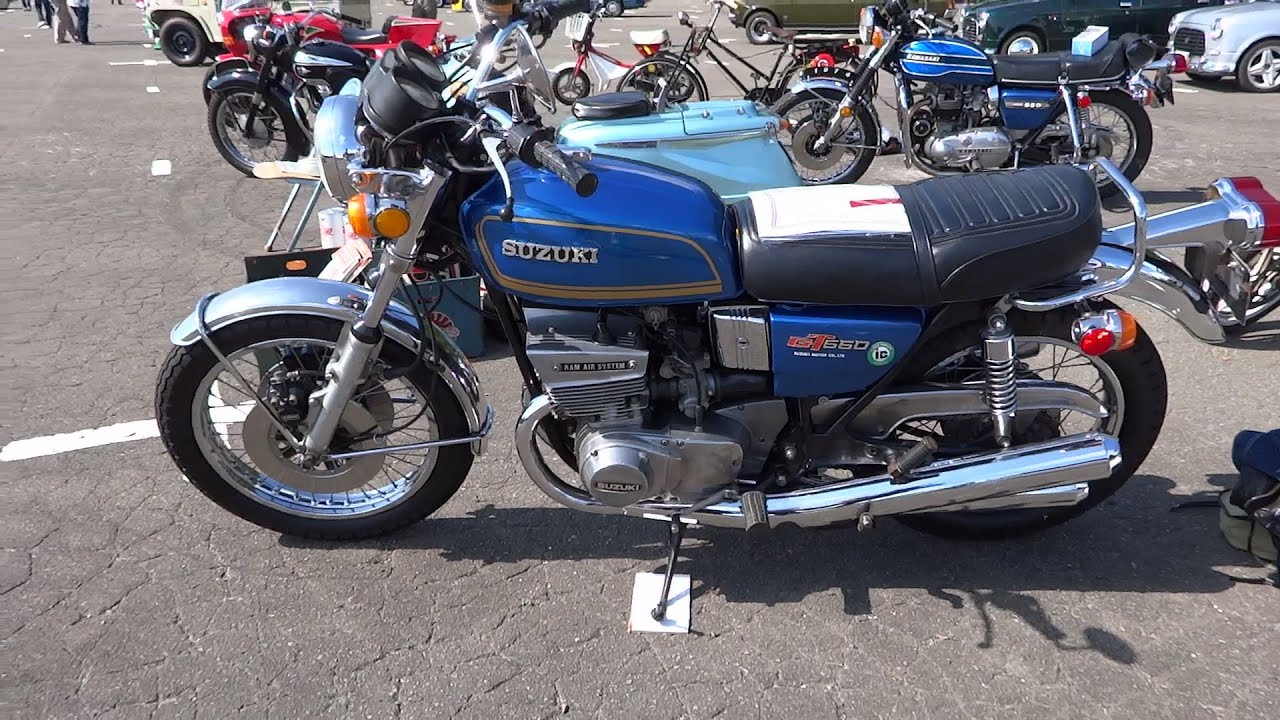Suzuki Yk Motorcycle