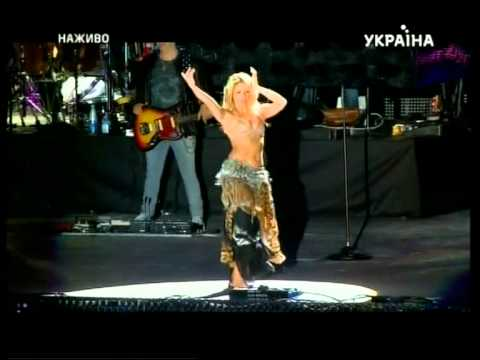 "Shakira Live in Kiev 8/10/2011 Full Concert (HD)- НСК ""Олимпийский"""