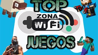 Top juegos multijugador - Wifi local/Online + Link Descarga