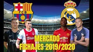 Hoy traemos una nueva seccion en el canal llamada ojeador !! los nuevos fichajes de dos grndes europa , real madrid y fc barcelona e...