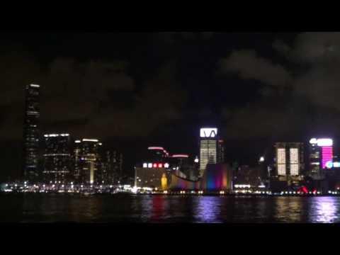 Hong Kong - Harbour Symphony of Lights
