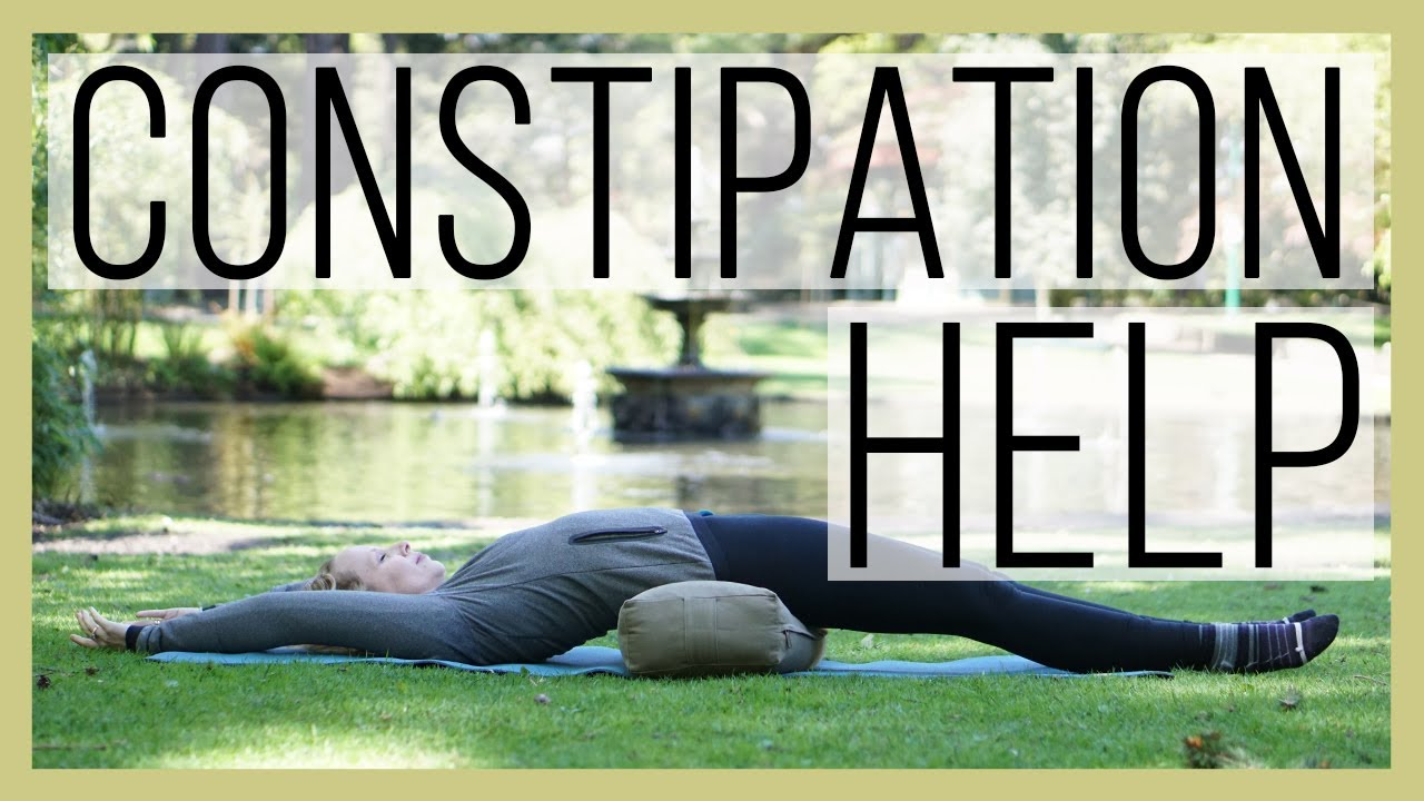 35 min The 35 Best Restorative Yoga Poses for Constipation