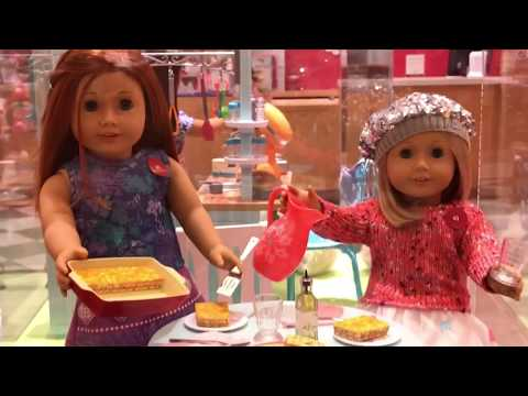 Shopping At The American Girl Place at The Grove in LA!