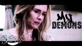 American Horror Story ✯ AHS: Roanoke ✯ Shelby Miller ✯ Sarah Paulson ✯ My Demons