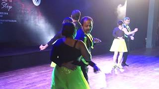 Salsa Improvers Choreography at 'The Latin Stop' Showcase