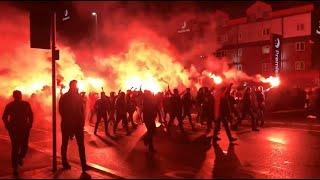 Manchester United v Manchester City | Match Day Vlog | Carabao Cup Semi-Final 1st Leg | 07.01.2020