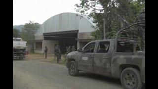 Dan auto de formal prisión a siete militares por caso Tlatlaya