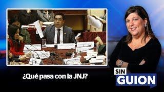 ¿Qué pasa con la JNJ? - SIN GUION con Rosa María Palacios