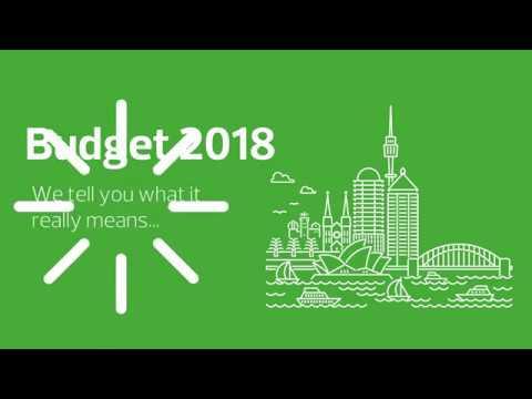 Federal Budget 2018 Analysis