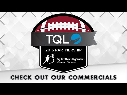TQL 2016 Partnership | Big Brothers Big Sisters of Greater Cincinnati