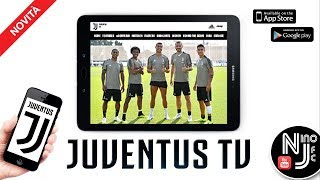 Nasce JUVENTUS TV || Il MONDO BIANCONERO a 360° disponibile ON DEMAND