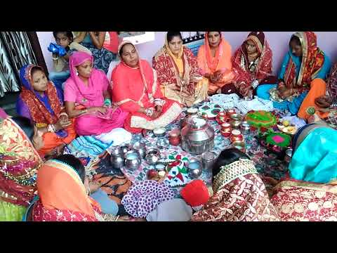 Karva chauth di Katha in Punjabi language By Narinder Bhatti