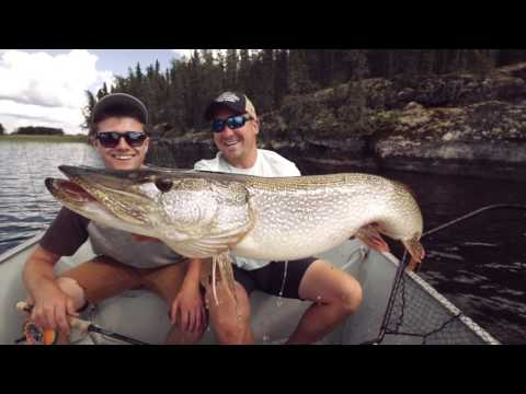 World Class Fishing in Manitoba - All-season angling adventures in the heart of Canada.