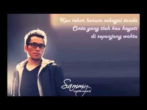 Sammy Simorangkir   Kau Seputih Melati   Official Lyric Video HD