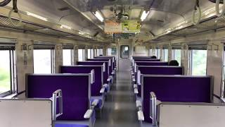 JR北海道 日高本線 鵡川行き 苫小牧駅発車