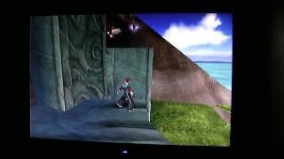 Carmen Sandiego: Secret of the Stolen Drums Rotorua first level gameplay