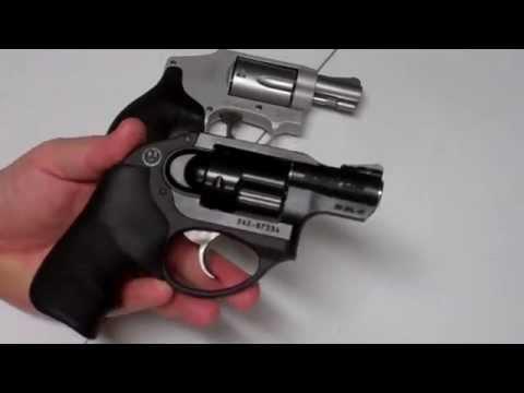 Pocket Revolvers - Ruger vs. Smith & Wesson