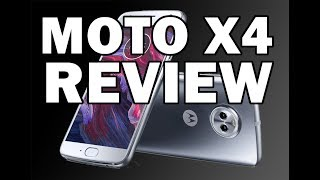 Moto X4 First Impressions